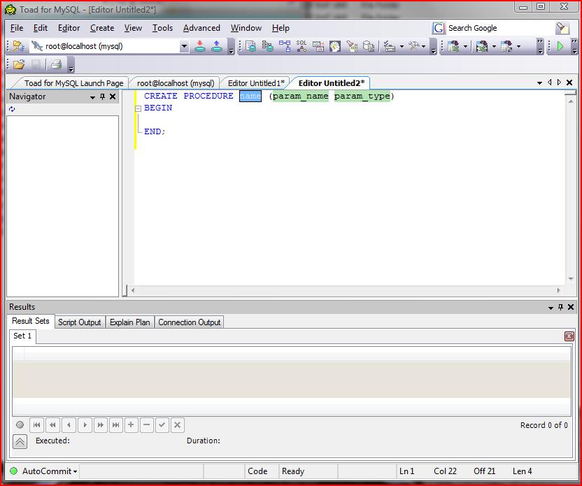 Mysql For Linux