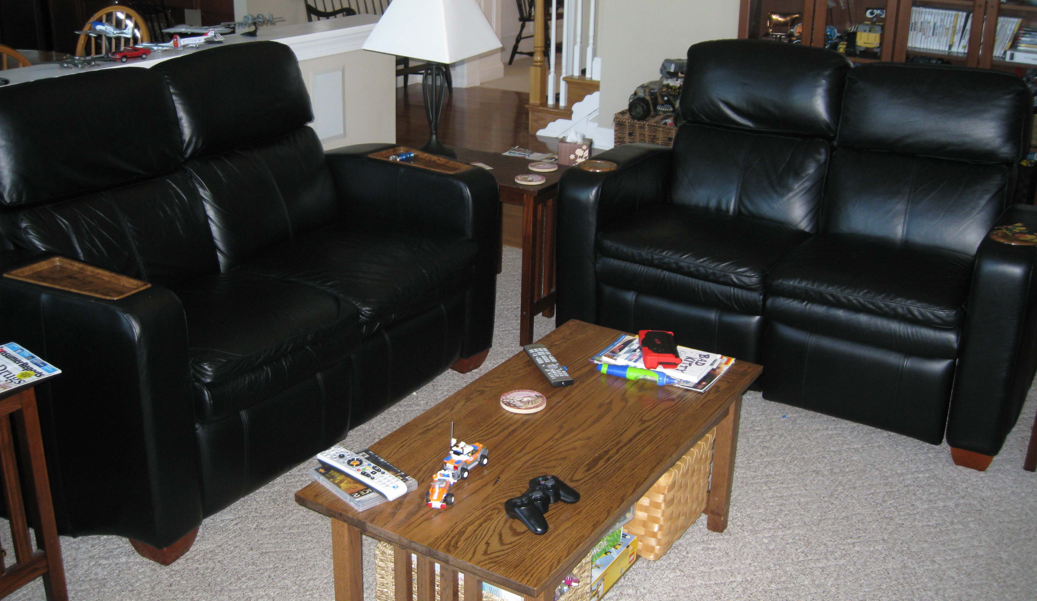 the product is the la z boy matinee home theater seating so we ordered the stuff and 2 months later it arrived fantastic