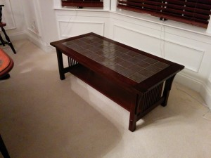 Stickley Cofee Table