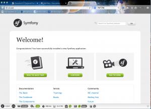 Symfony2 on Nginx