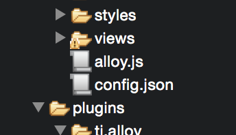 File Layout with Alloy