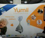 Creppy Yumii Robot