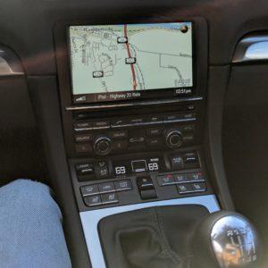 Boxster Navigation unit - PCM