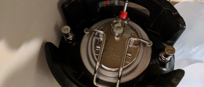 PicoBrew Keg with Metal Lid