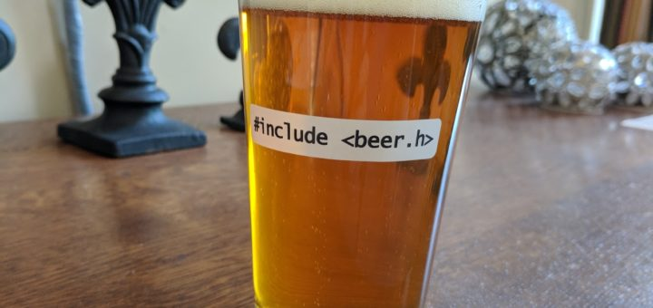 Include Beer