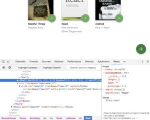 Chrome-React Dev Tools