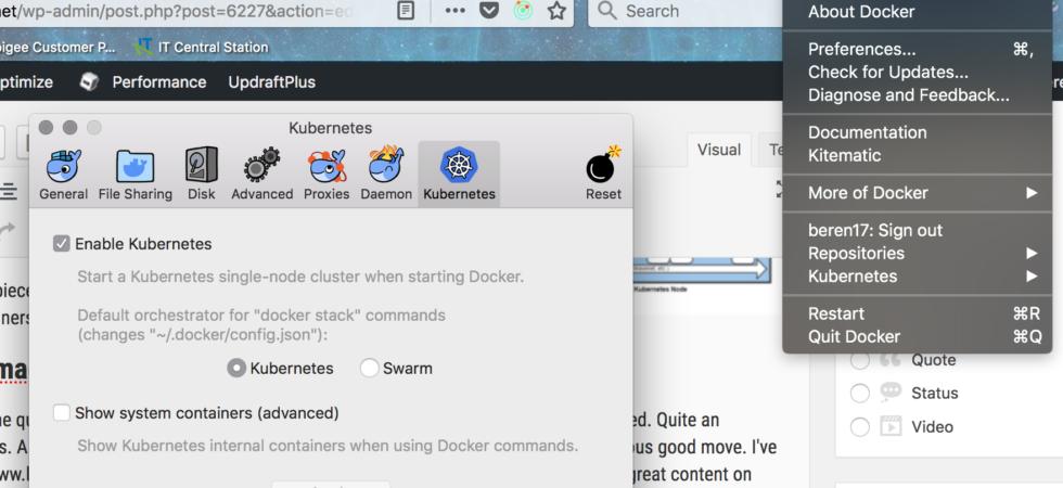 Docker-Kubernetes