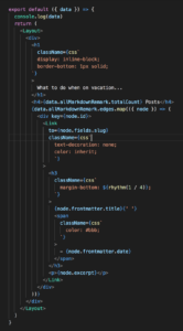 Delicate Code